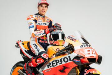 Marc Marquez HRC MotoGP