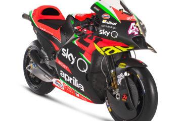 Una Aprilia RS-GP totalmente rinnovata per una sfida tutta italiana in MotoGP