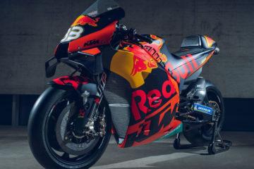 Presentati i team RedBull KTM Factory Racing e Tech3 MotoGP