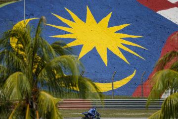 La Suzuki Ecstar ha concluso con successo il test di Sepang
