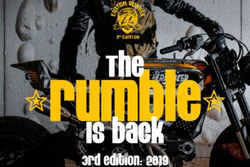 custom rumble 3rd edition