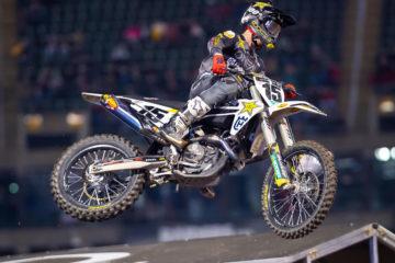 AMA Supercross: Jason Anderson nella top 5 di Oakland