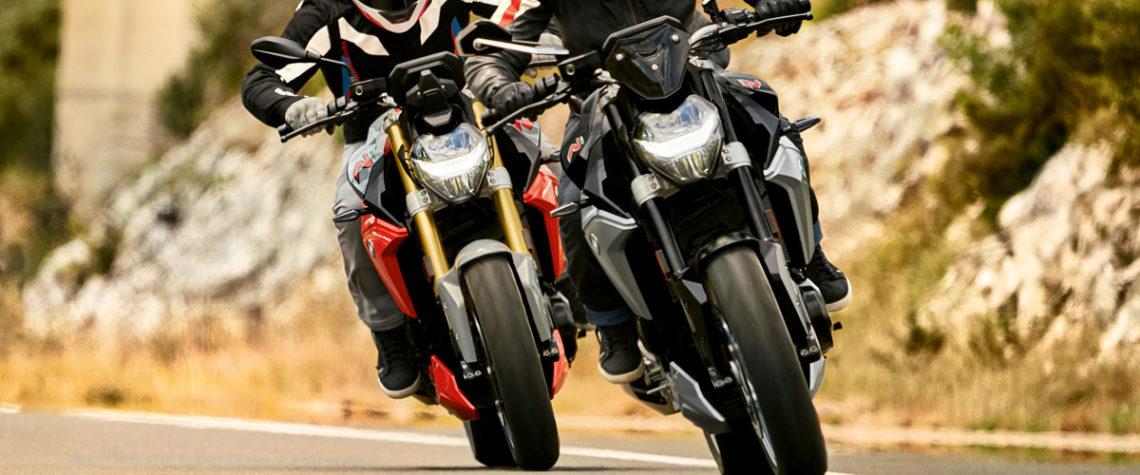 BMW Motorrad F900R ed F900XR