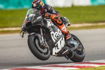 KTM avanza con la preparazione della MotoGP 2020