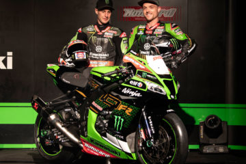 Kawasaki Racing Team WorldSBK 2020