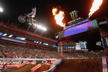 AMA Supercross: McElrath vittorioso per Yamaha Racing