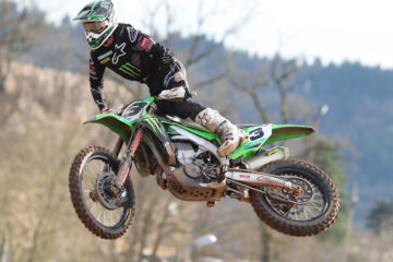 Kawasaki Racing Team Febvre