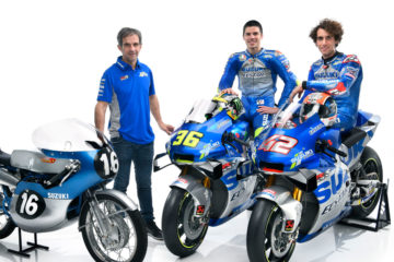 Team Suzuki Ectsar 2020