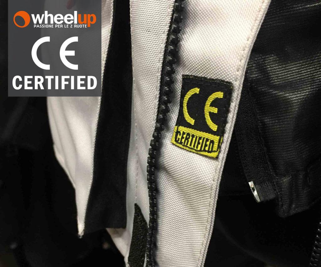 WheelUp Certificazioni