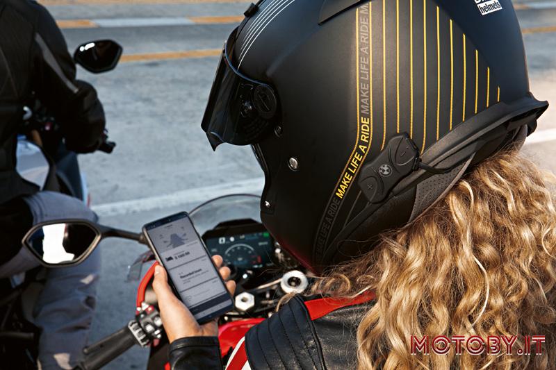 BMW Motorrad Connected App