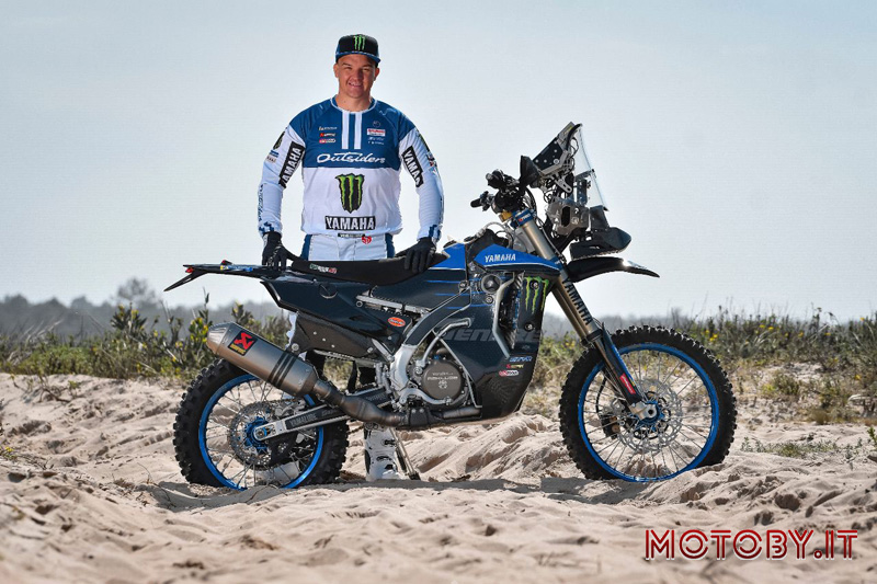 Ross Branch Monster Energy Yamaha Rally Team