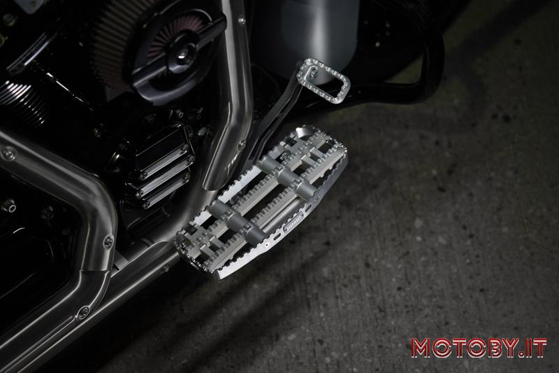 Harley-Davidson Leva Cambio