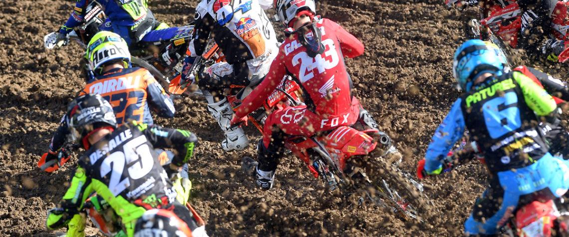 Campionato Mondiale Motocross FIM2020