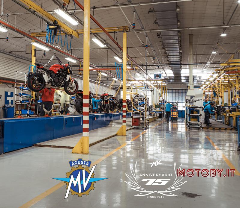 MV Agusta Stabilimento