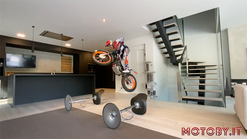 X-Trial - Toni Bou in lockdown