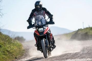 Suzuki V-Strom Tour 2020