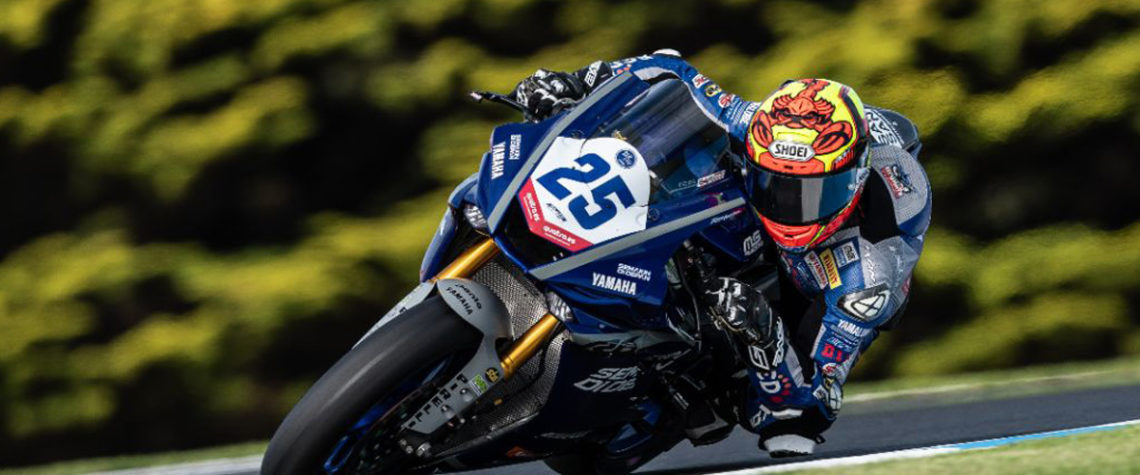 Andy Verdoïa Yamaha bLU cRU WorldSSP