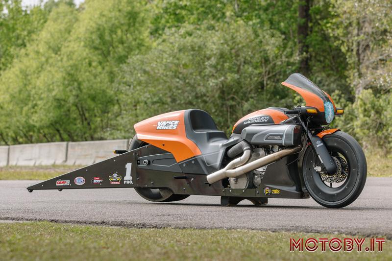 Harley-Davidson Sreamin' Eagle Vance&Hines