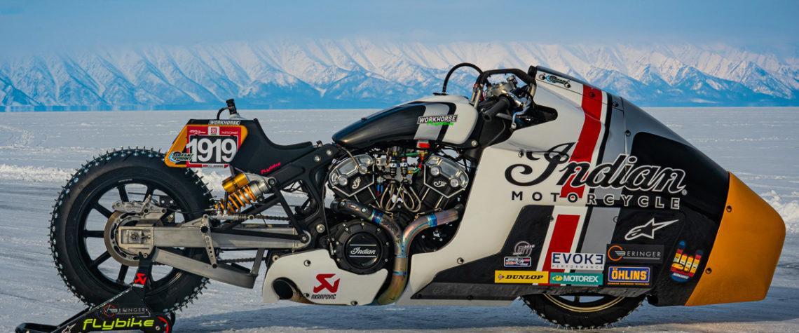 Indian Motorcycles Appaloosa v2.0