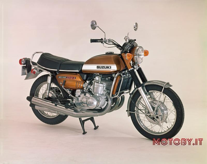 1971 GT750