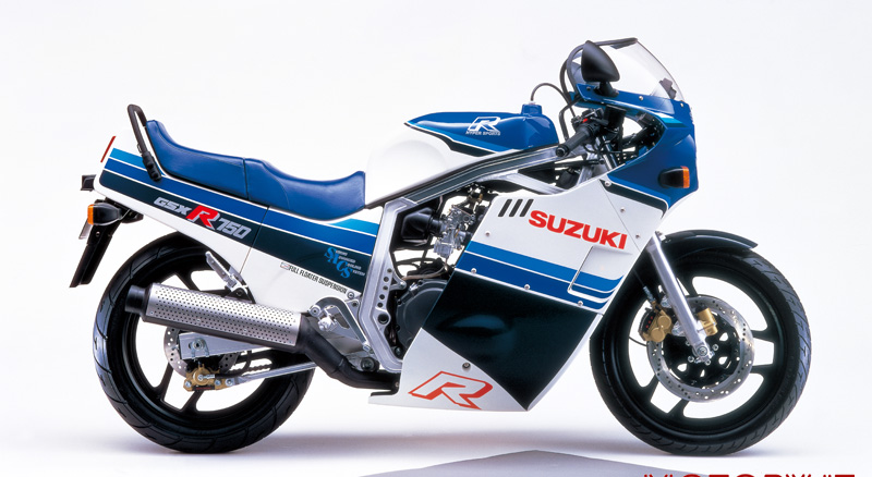 1985 GSX-R750