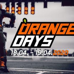 Gli Orange Days KTM