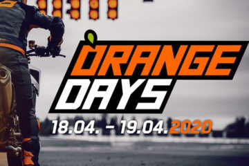 Gli Orange Days KTM