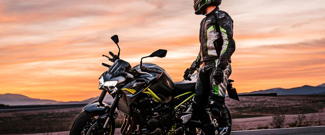 Kawasaki Demo Ride Tour 2020