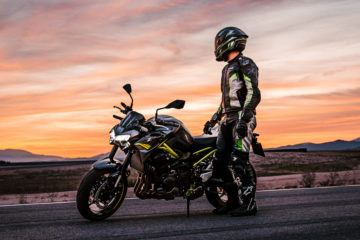 Kawasaki Demo Ride Tour 2020