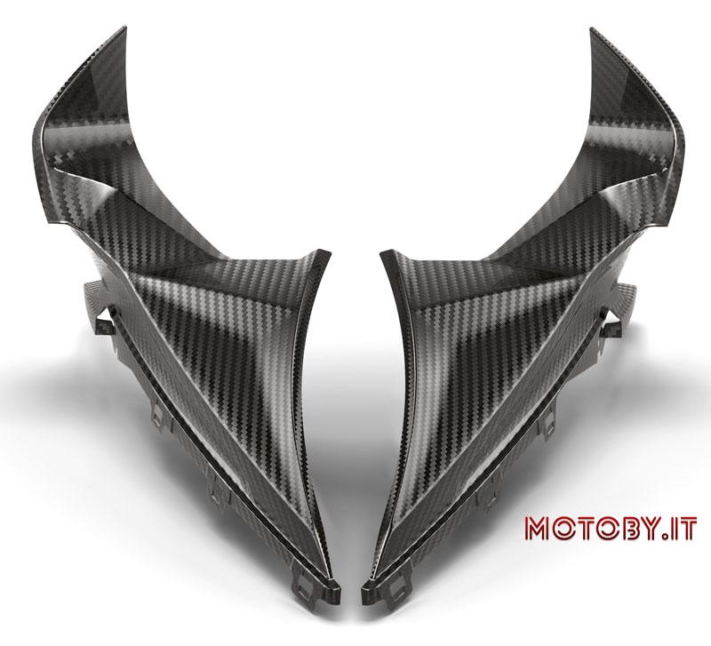 BMW S 1000RR componenti