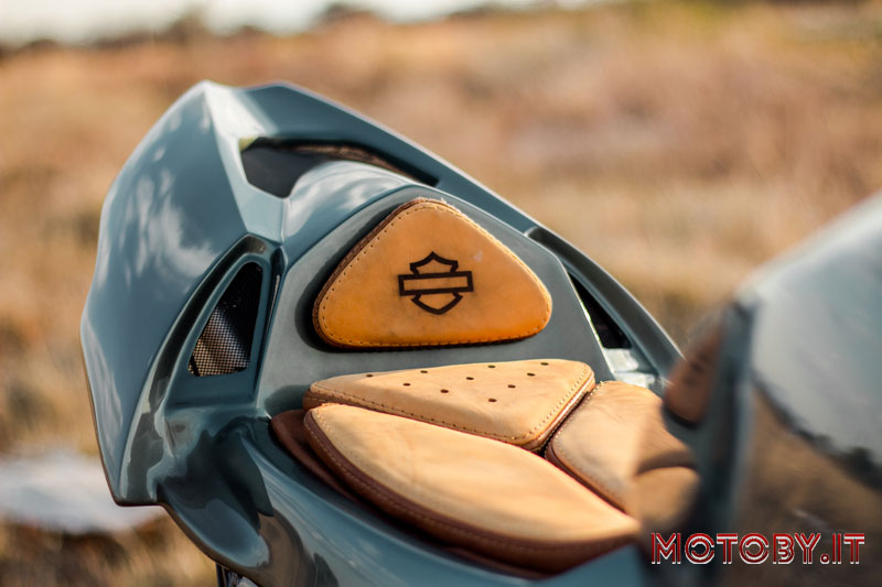 "XR 1200 ""Apex Predator"" di Querétaro Harley-Davidson"