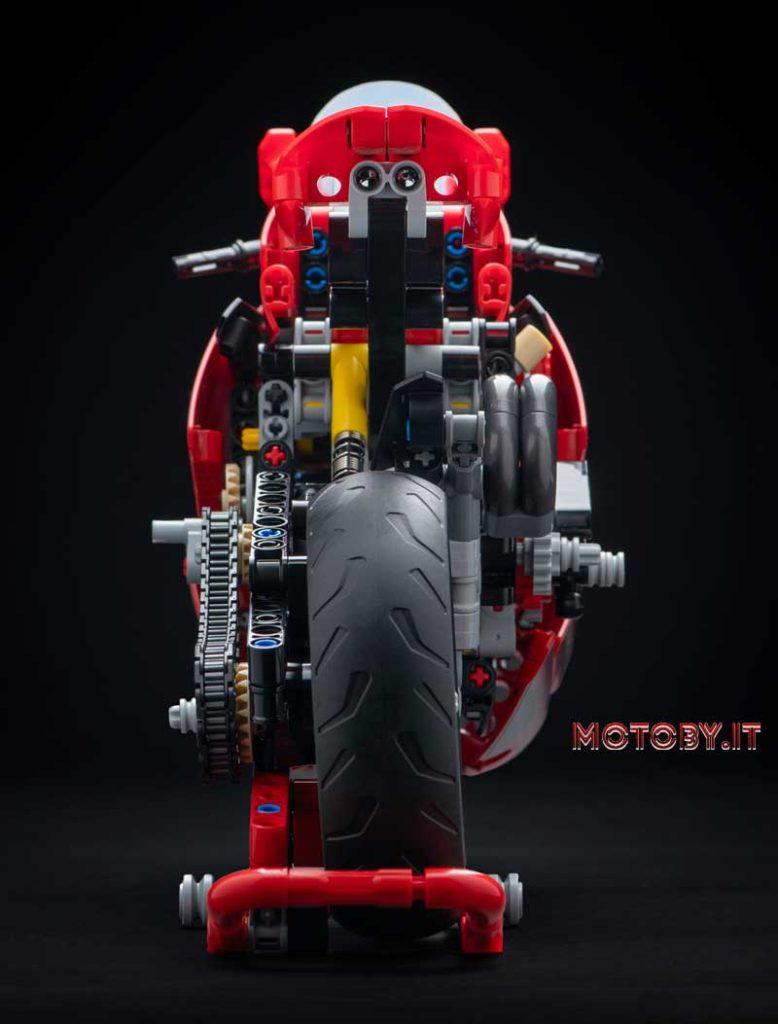 Ducati Panigale V4 LEGO Technic