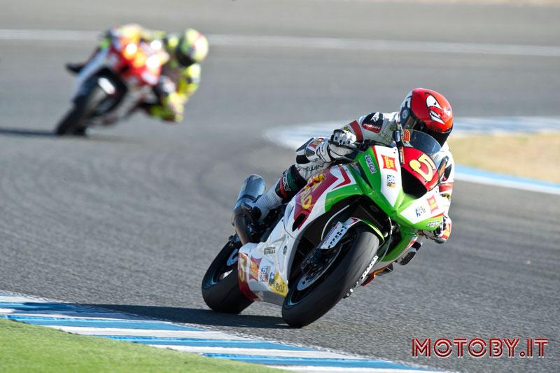 Puccetti Racing Faccani 2013