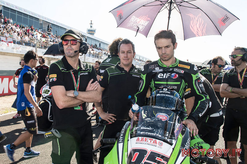 Puccetti racing Guintoli Jerez World SBK 2017