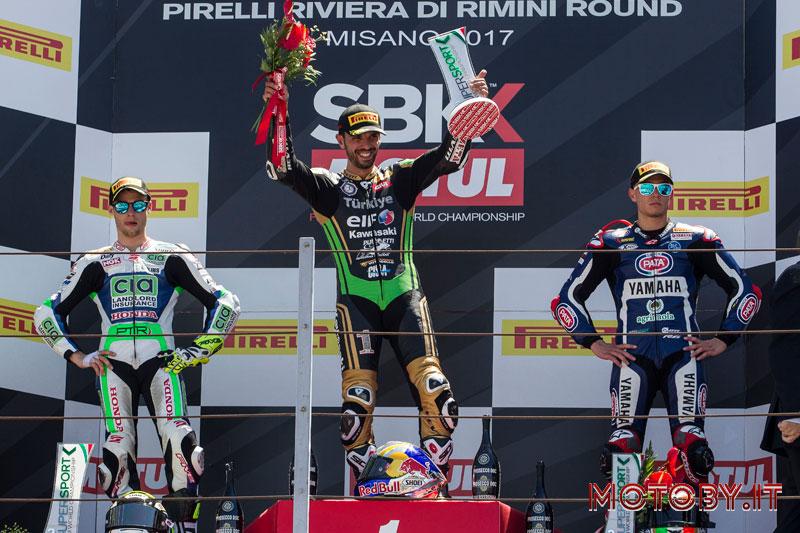 Puccetti Racing - Misano 2017
