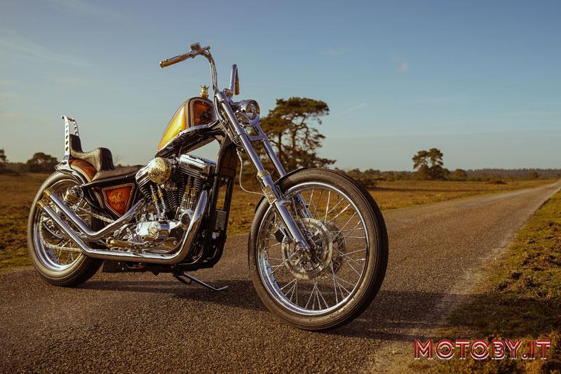 Harley-Davidson Thunderbike
