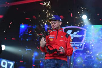 Ducati Corse entra nel mondo dell'eSport con il Campione del Mondo in carica MotoGP AndrewZh