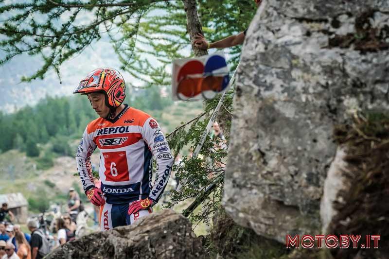 Takahisa Fujinami Honda Repsol Trial Championship