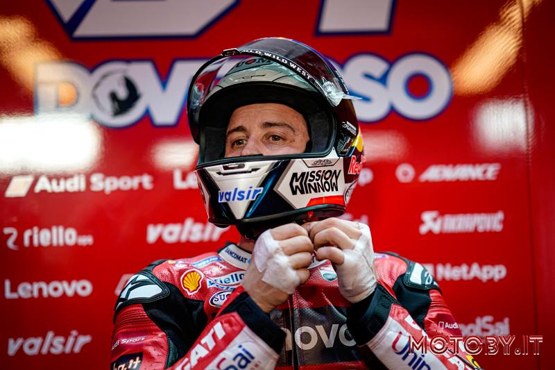 Andrea Dovizioso Ducati Team MotoGP