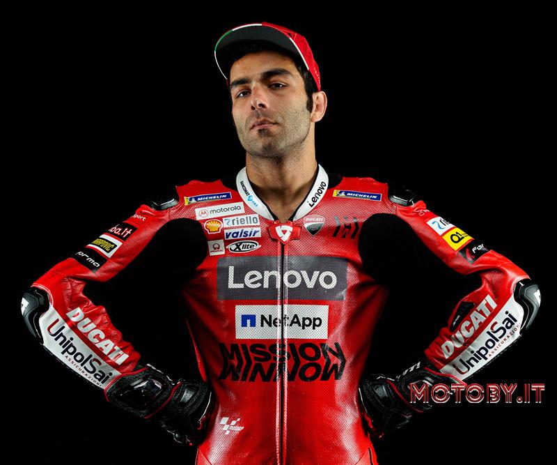 Danilo Petrucci Ducati Moto GP