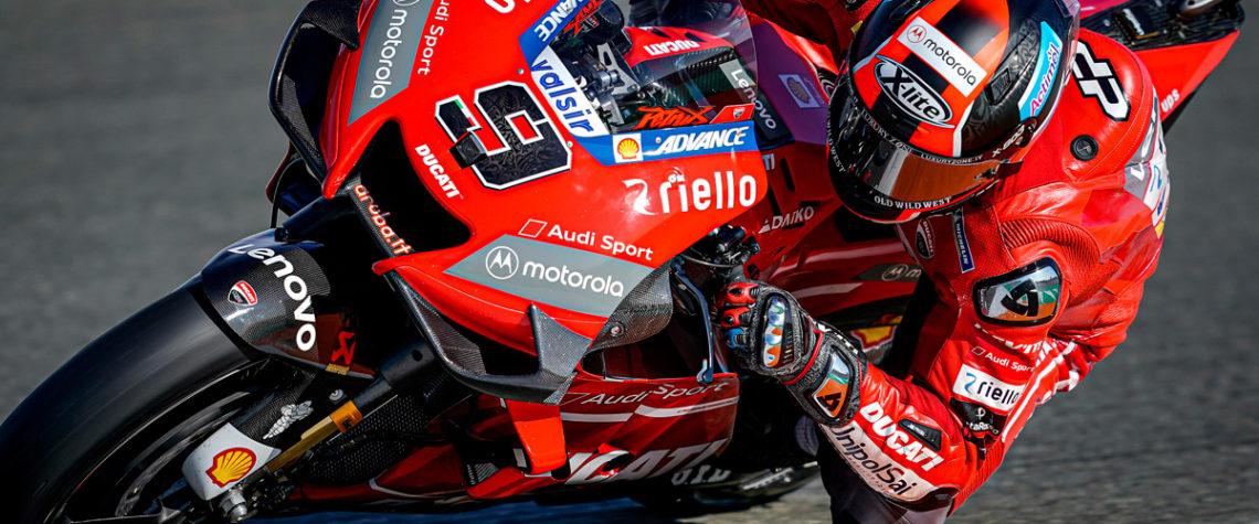 Danilo Petrucci Ducati Team