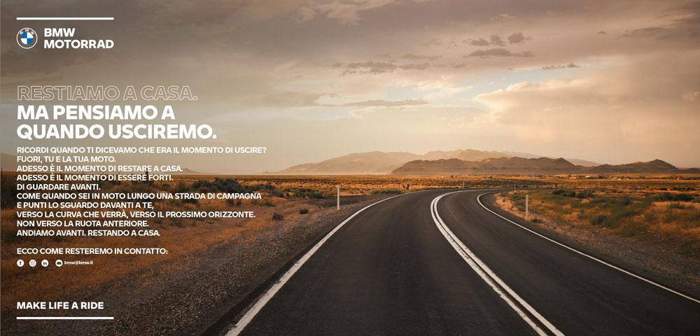 BMW Motorrad garanzia