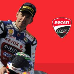 Troy Bayliss Ducati Corse