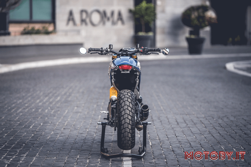 Scrambler Custom Rumble Ducati giuria