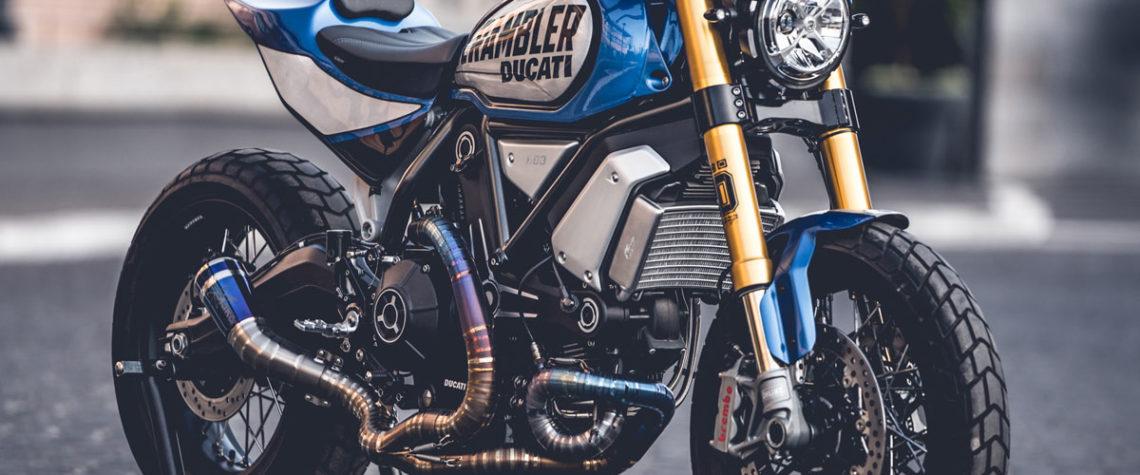 Scrambler Custom Rumble Ducati