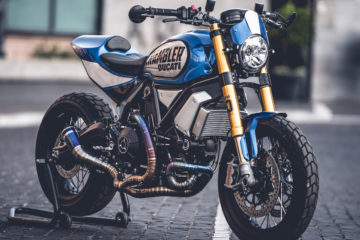 Scrambler Custom Rumble Ducati