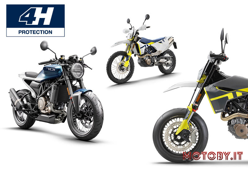 Husqvarna 4H protection