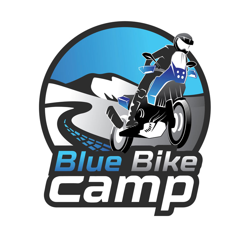 Blue Bike Camp