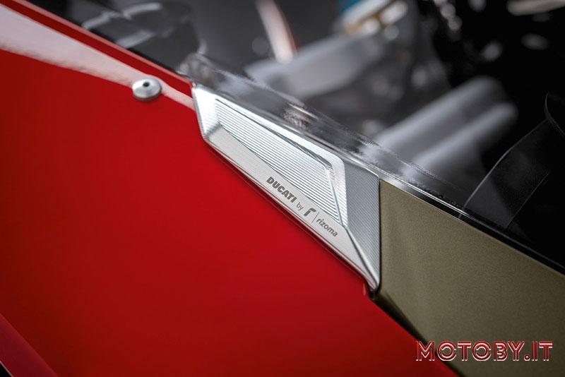 Ducati Panigale V4 cover specchietto