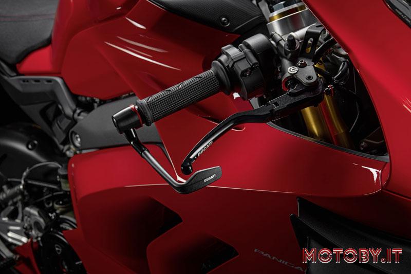 Ducati Panigale V4 leva freno